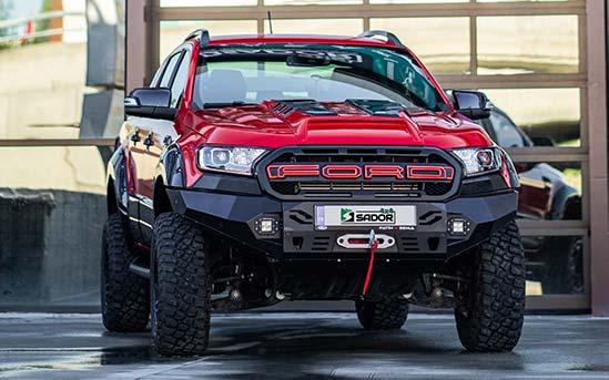 Ford Ranger Projelerimiz