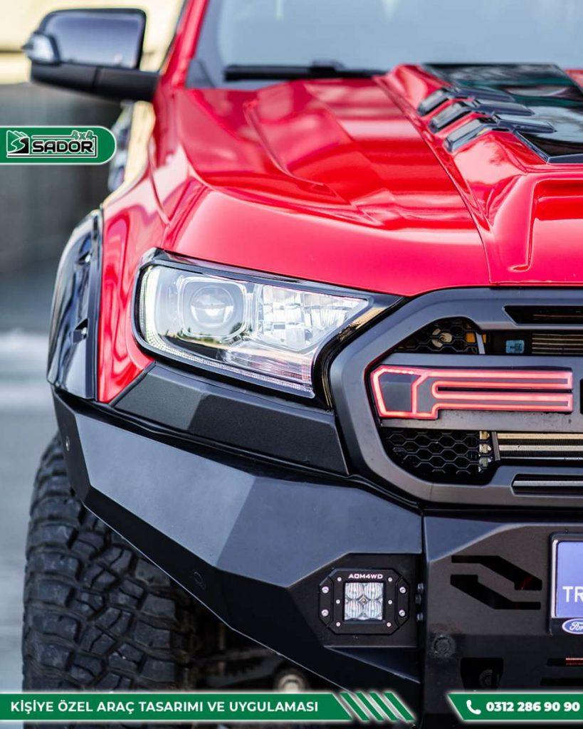 Ford Ranger Aksesuar Montaj