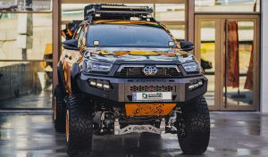 Read more about the article Toyota Hilux Tiger Off Road Uygulama